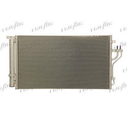 Kondensator/Klimakühler - PKW - Hyundai