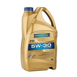 Motoröl - RAVENOL FO SAE 5W-30 - 5 Liter