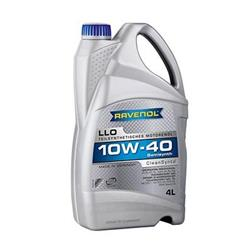 Motoröl - RAVENOL LLO SAE 10W-40 - 4 Liter
