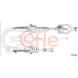 Motorhaubenzug - COFLE