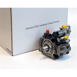 Hochdruckpumpe/Einspritzpumpe -  VDO - Ginner Tausch - Audi, Seat, Skoda, VW