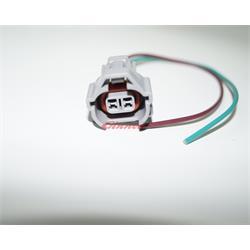 Stecker mit Pins - DENSO Injektor & DRV