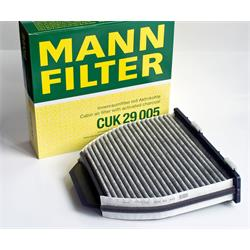 Filter, Innenraumluft - MANN-FILTER