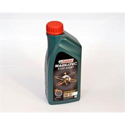 Motoröl - CASTROL MAGNATEC STOP START - 0W30 - 1 Liter