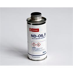Kompressoröl ORIGINAL DENSO ND8 - Inhalt: 250 ml