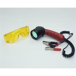 UV Lampe 12 Volt - 50Watt (inkl. UV-Brille)