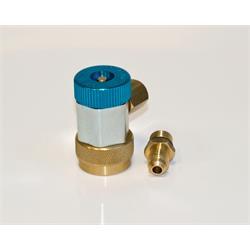 """Schnellkupplung ND M12 auf 1/4"""" - (HFO-1234yf)"""