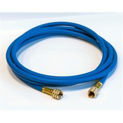 """Serviceschlauch Niederdruck (blau) - 3Meter - 3/8"""""""