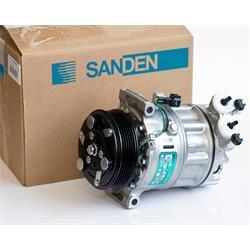 Klimakompressor - ORIGINAL SANDEN - NEUTEIL - Ford/Mazda/Volvo