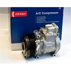 Klimakompressor - ORIGINAL DENSO - NEUTEIL - MERCEDES-BENZ