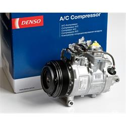 Klimakompressor - ORIGINAL DENSO - NEUTEIL - BMW - BMW