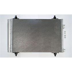 Kondensator inkl. Filtertrockner - Citroen, Peugeot