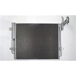 Kondensator/Klimakühler inkl. Filtertrockner - Seat, VW
