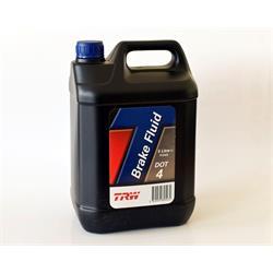 Bremsflüssigkeit - DOT4 - TRW - 5Liter