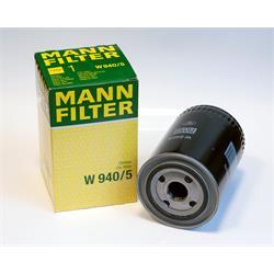 Filter, Arbeitshydraulik - MANN-FILTER
