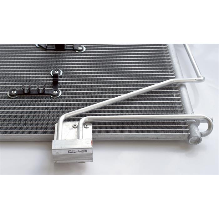 Kondensator/Klimakühle inkl. Heat-Exchanger inkl. Filtertrockner - PKW - Mercedes - Mercedes