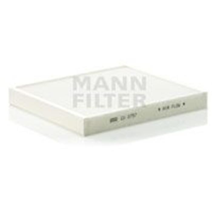 Filter, Innenraumluft - MANN-FILTER