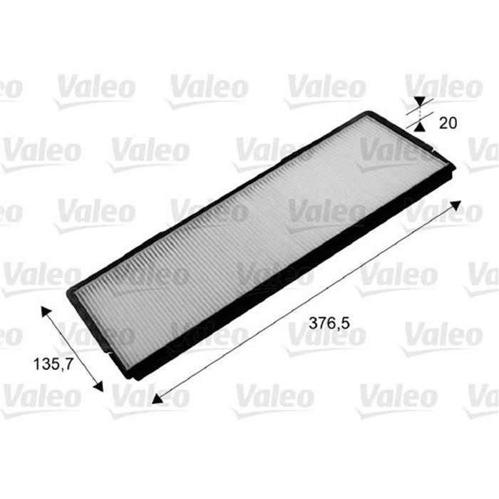 Filter, Innenraumluft - VALEO