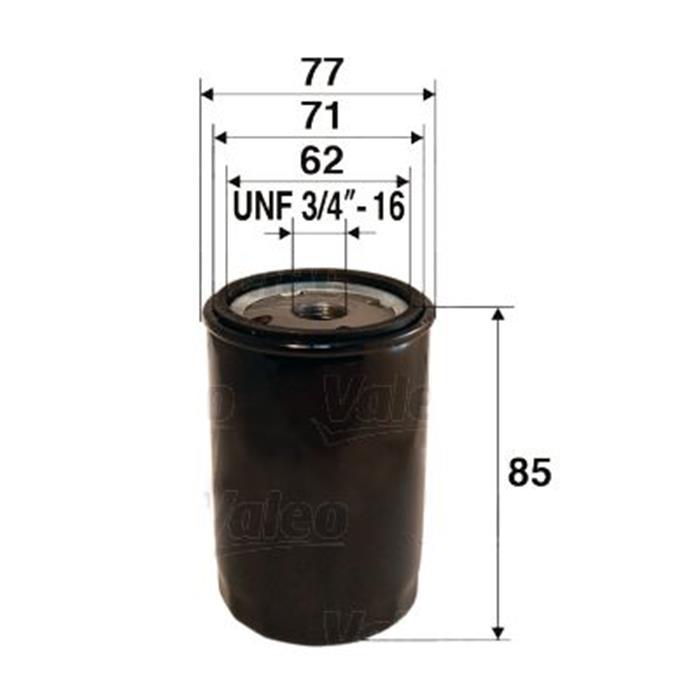 Ölfilter - VALEO