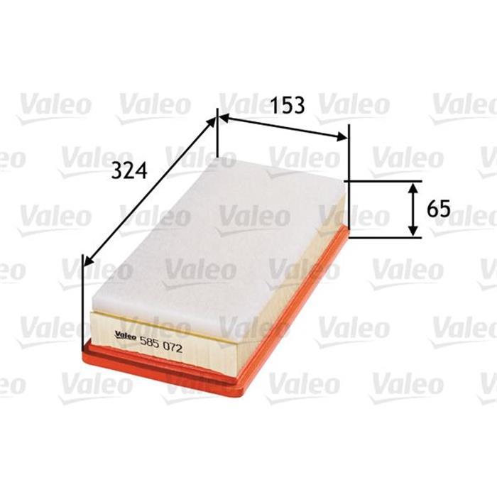Luftfilter - VALEO