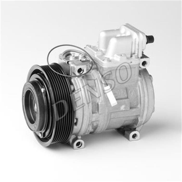Klimakompressor - ORIGINAL DENSO - NEUTEIL - Mercedes Atego