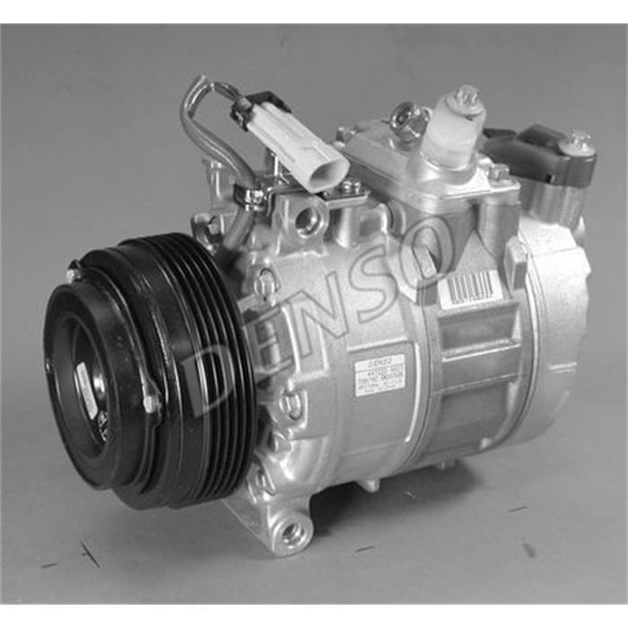 Klimakompressor - ORIGINAL DENSO - NEUTEIL - OPEL