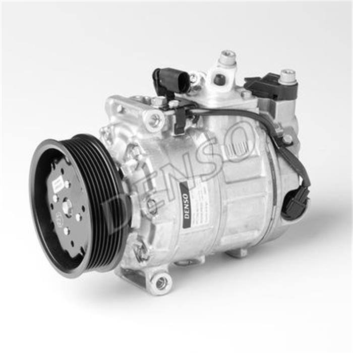 Klimakompressor - ORIGINAL DENSO - NEUTEIL - VW