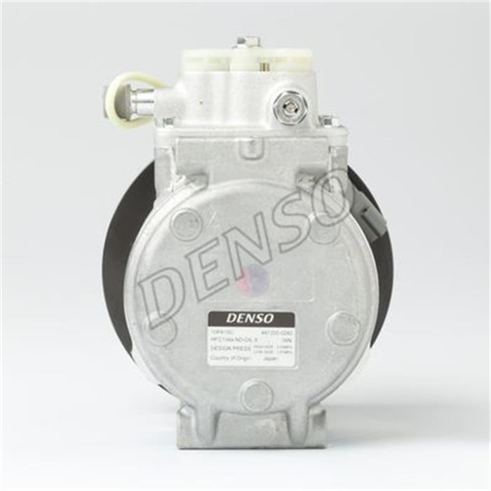 Klimakompressor - ORIGINAL DENSO - NEUTEIL - Komatsu