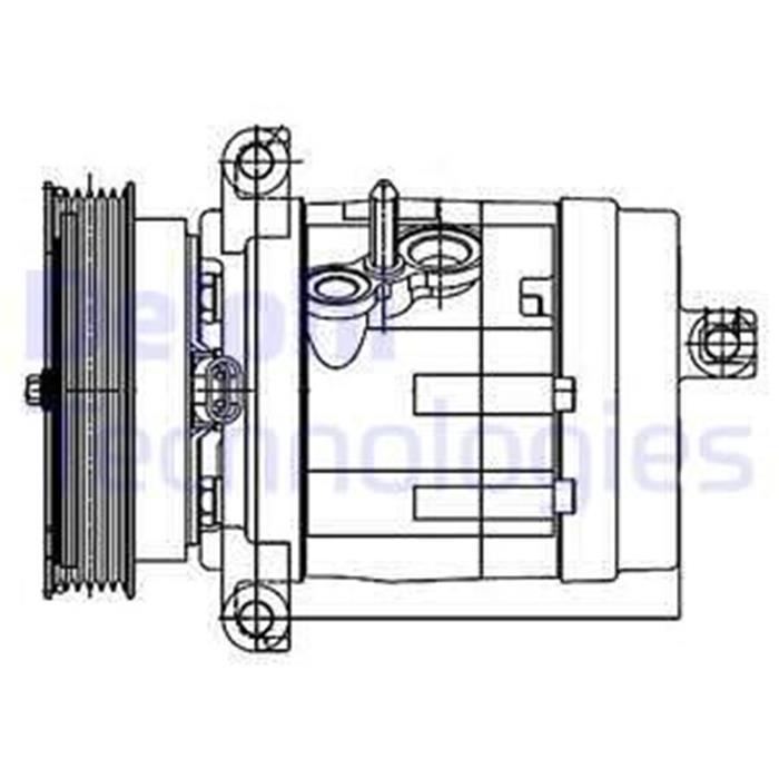 Lagerung, Achskörper - Hinterachse links / rechts