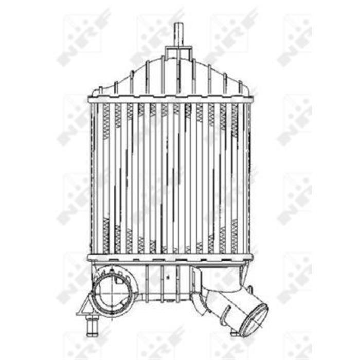 Ladeluftkühler - NRF