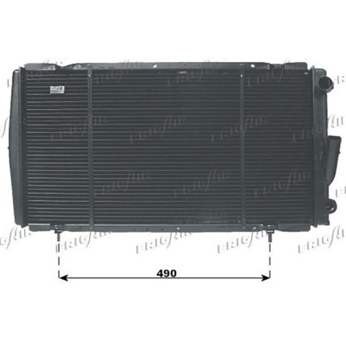 Motorkühler/Wasserkühler - Renault