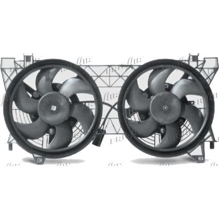 Kondensator/Klimakühler inkl. Filtertrockner - PKW - Dacia, Renault