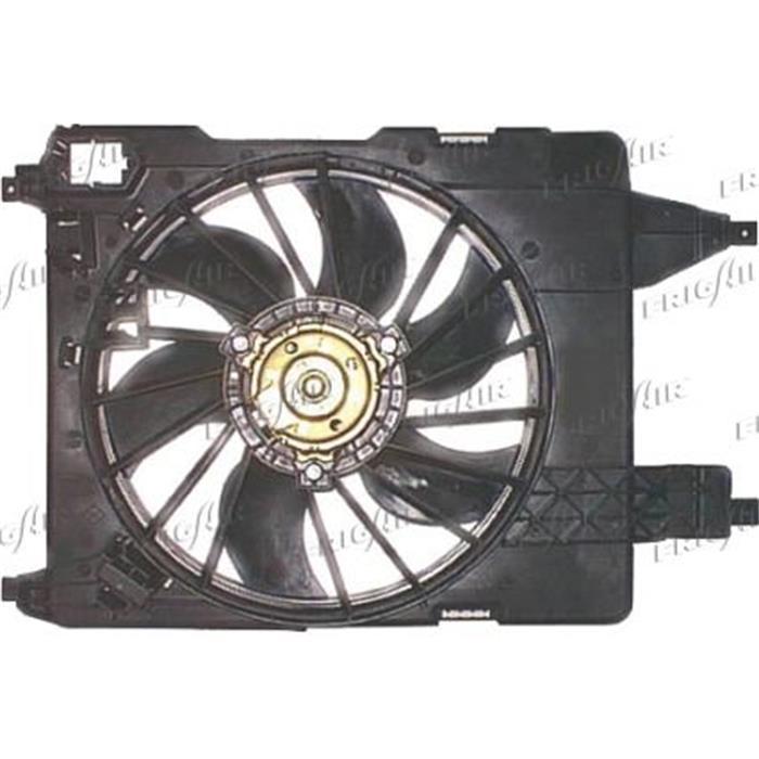 Elektrolüfter  - Renault