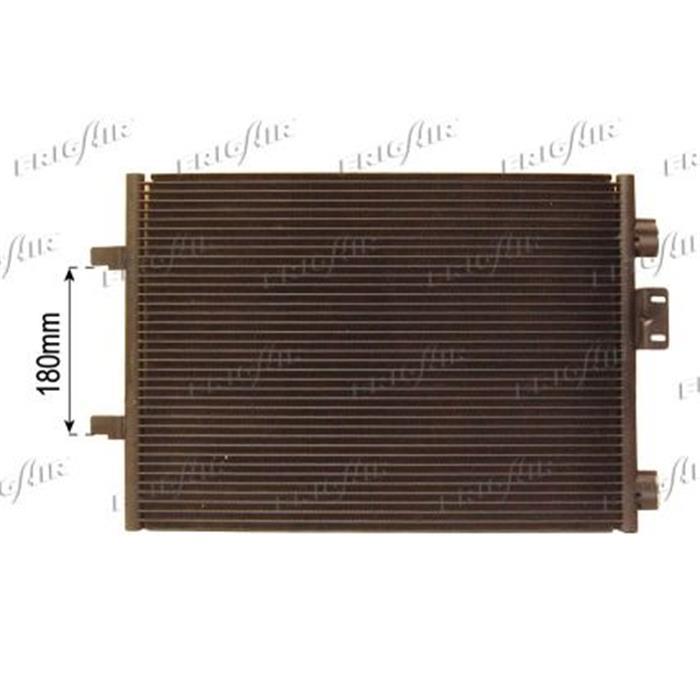 Kondensator/Klimakühler - Renault