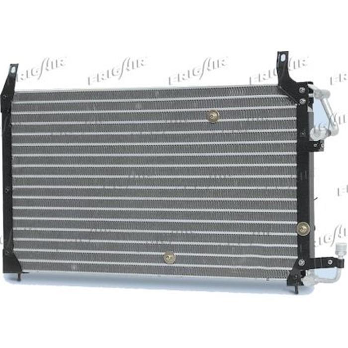 Kondensator/Klimakühler - PKW - Daewoo