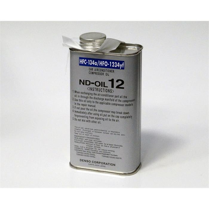 Kompressoröl ORIGINAL DENSO ND12 - Inhalt: 250 ml