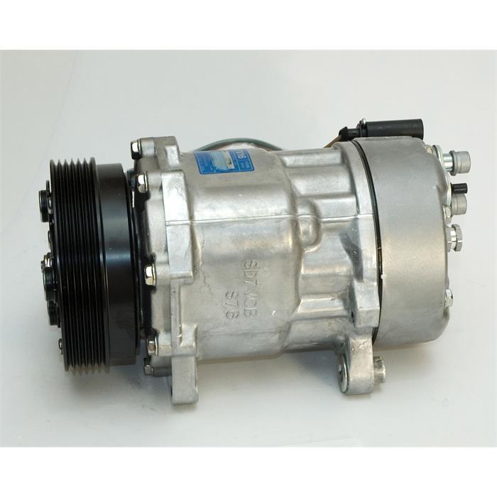 Klimakompressor - ORIGINAL SANDEN - NEUTEIL - Audi, Seat, Skoda, VW